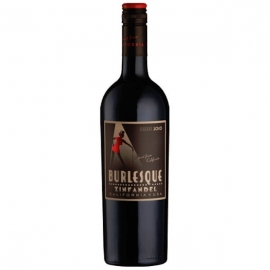 Burlesque Red Zinfandel 75cl
